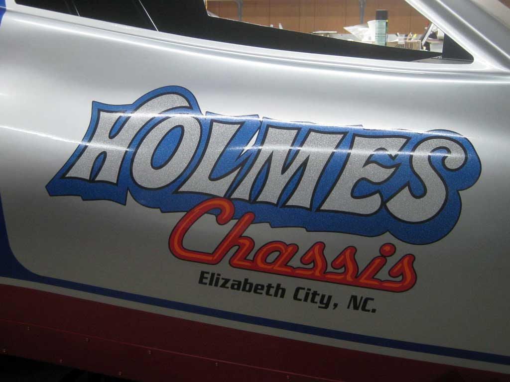 Holmes Chassis